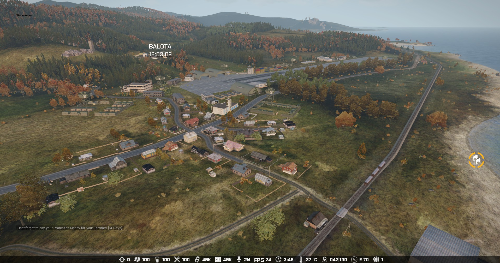 Balota Airfield