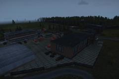 Industrie Gebiet
